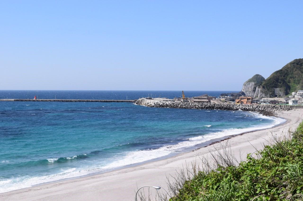 神津島の前浜
