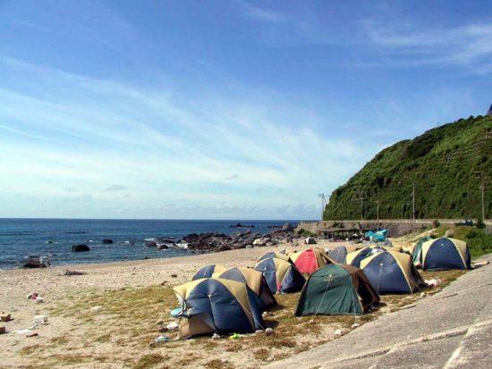 長浜海岸|神津島