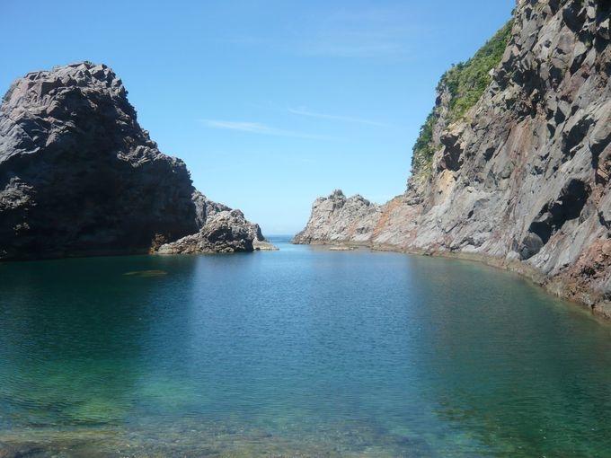 千両池|神津島