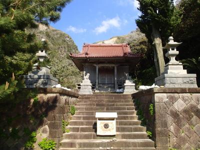 阿波命神社|神津島
